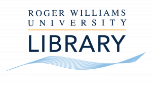 Roger Williams University Library logo