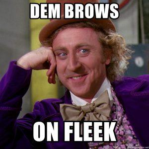 Popular Meme Image of Willy Wonka