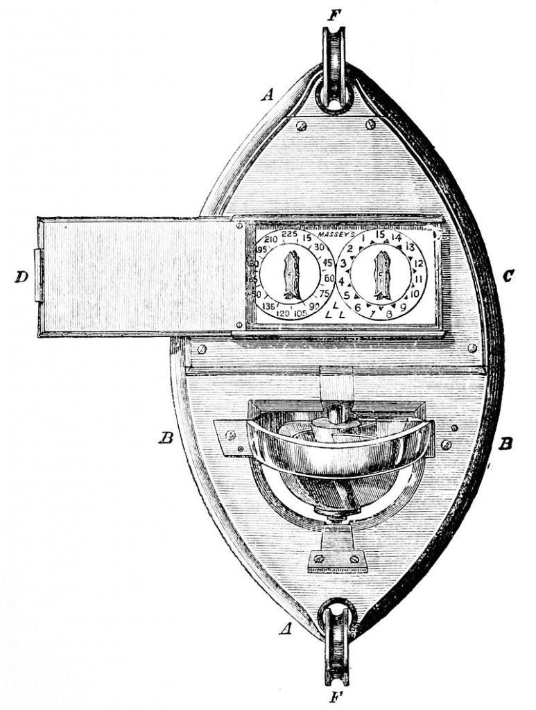 Massey's sounding machine